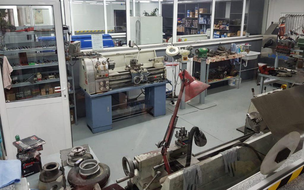 Reparatii turbosuflante, vanzari turbosuflante, diagnosticare turbosuflante Constanta 09