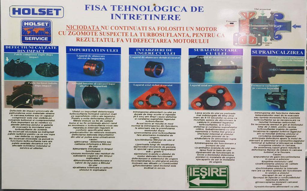 Reparatii turbosuflante, vanzari turbosuflante, diagnosticare turbosuflante Constanta 13